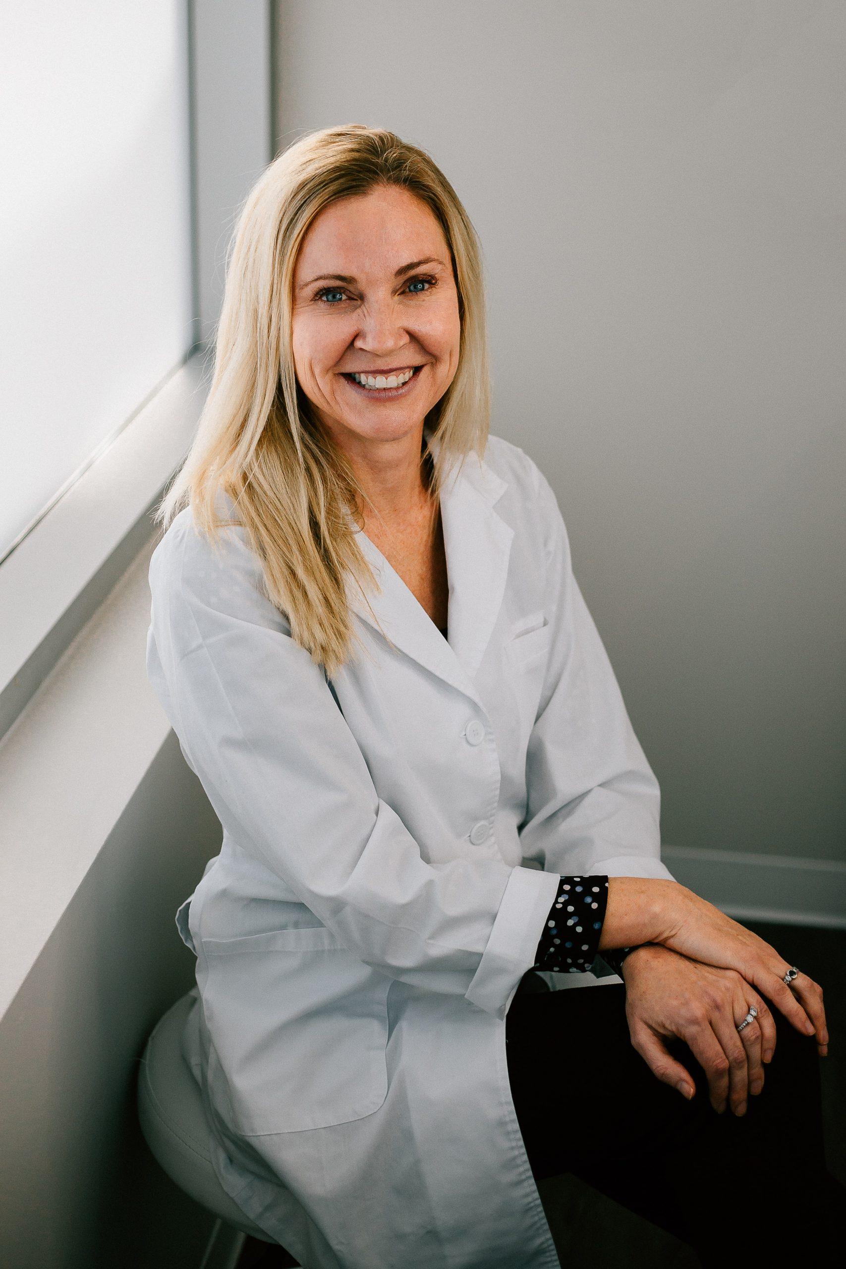 Dr. Kathryn Wentworth skin care expert